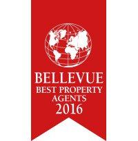 Bellevue Best Property Agents 2016 - Logo