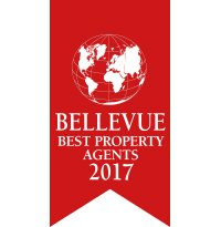 Bellevue Best Property Agents 2017 - Logo