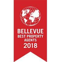 Bellevue Best Property Agents 2018 - Logo