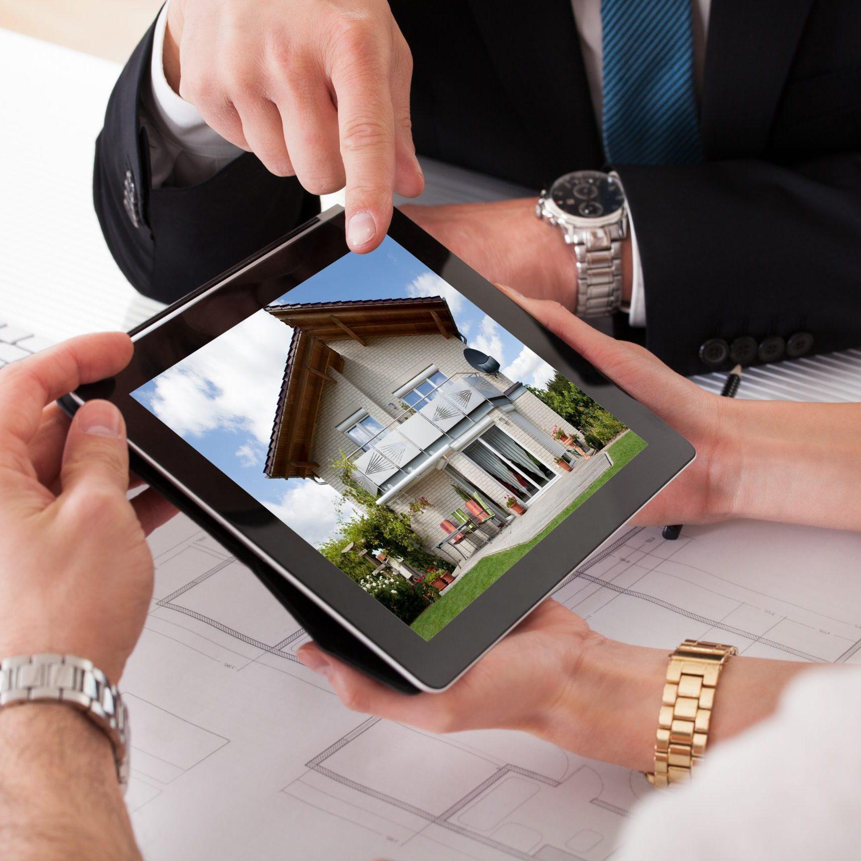 Diskrete Vermarktung bei Immobilienpassion