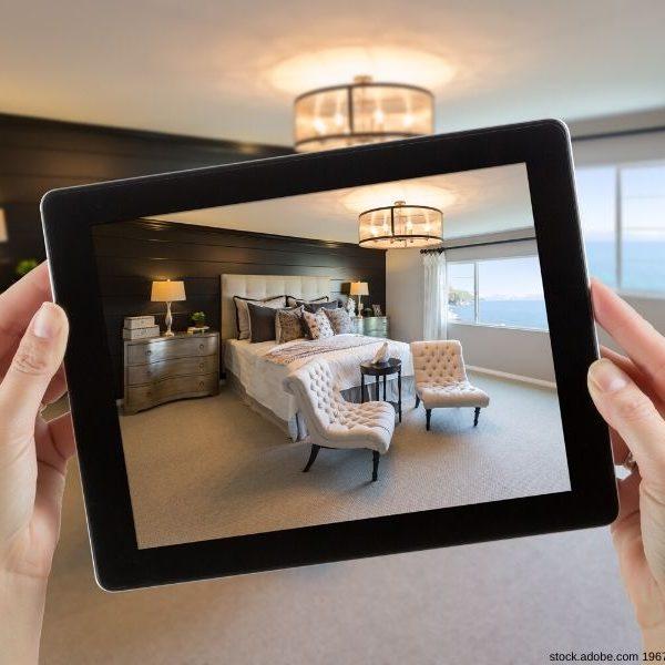 Mithilfe der diskreten Vermarktung haben Sie bei immobilienpassion die Möglichkeit einer 360°-Darstellung Ihrer Immobilie