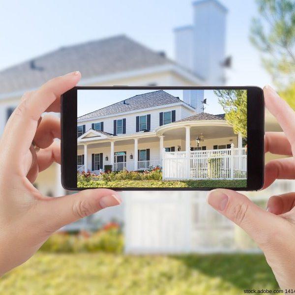 Eine Immobilie mit Bildern und Videos auch in der klassischen Vermarktung gekonnt in Szene setzen