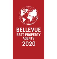 Immobiliepassion hat 2020 wiederholt die Auszeichnung von Bellevue erhalten